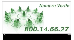 Numero verde 800.14.66.27